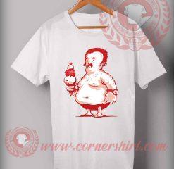 Cheap Custom Made T shirts Fatman Holiday