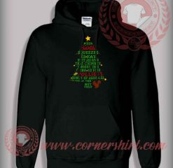 Jolliest Bunch Hoodie Funny Christmas Gifts For Friends