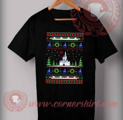 Magical Kingdom T shirt Funny Christmas Gifts For Friends