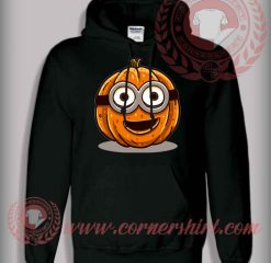 Minion Pumpkin Hoodie