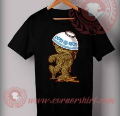Cheap Custom Made Halloween Shirts For Adults Mummy Ramen