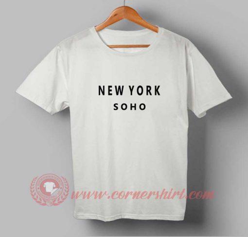 New York Soho T shirt