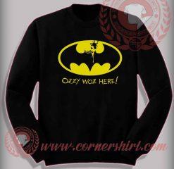 Ozzy Woz Here Sweatshirt