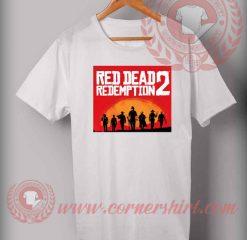 Red Dead Redemption 2 T shirt