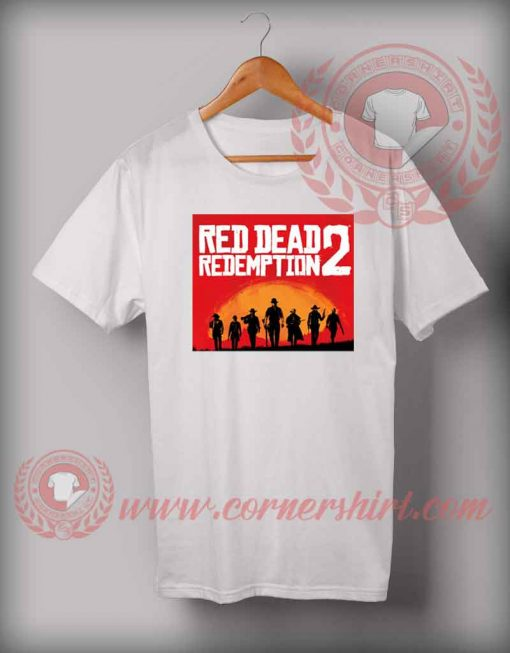 Red Dead Redemption 2 T shirt