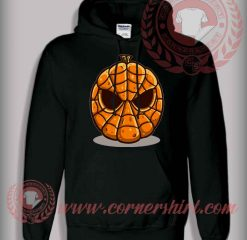 Spider Pumpkin Halloween Hoodie
