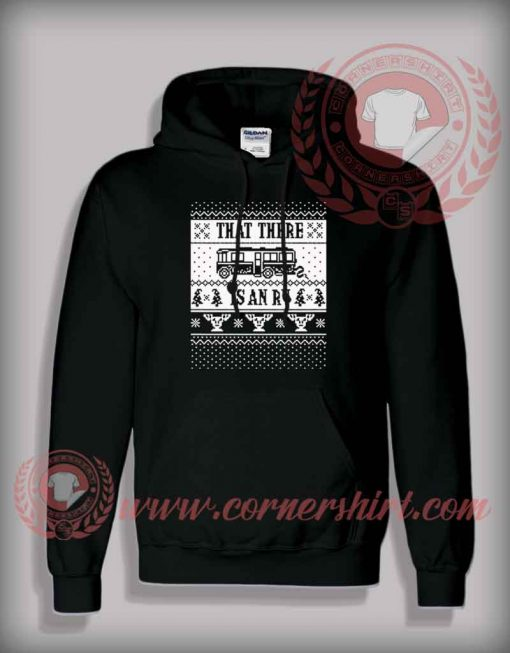 That There Is An Rv Ugly Hoodie Funny Christmas Gifts For Friends