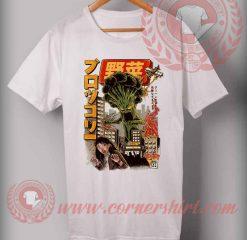 Cheap Custom Made T shirts Brocozilla