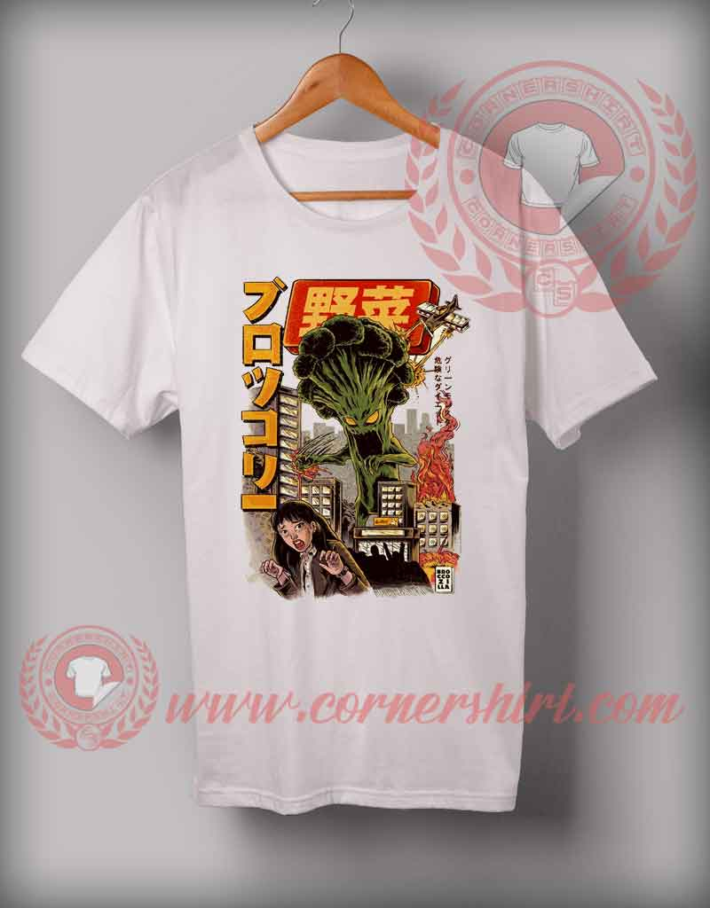 Cheap Custom Made T shirts Brocozilla - Custom Design T shirts