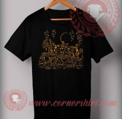 The Dark Pumpkin T shirt