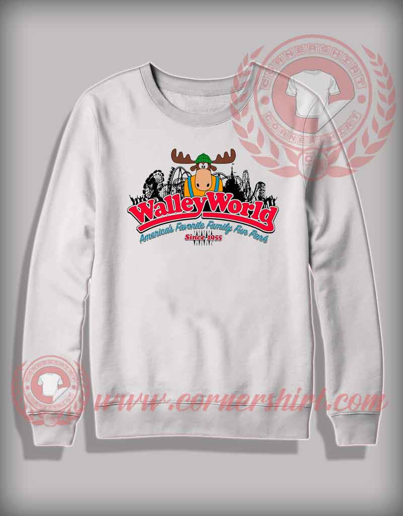 Funny Christmas Gifts For Friends Walley World Sweatshirt