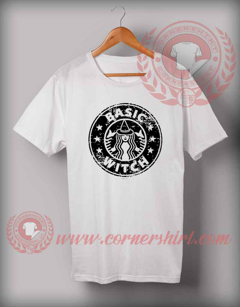 Basic Witch Halloween Party T Shirt Halloween Shirts For Adults