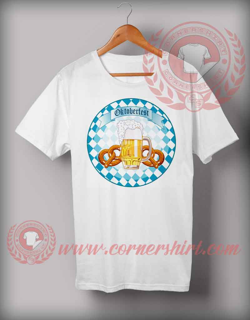 Cheap octoberfest beer custom made t shirts custom for Design cheap t shirts