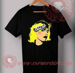 Cheap Custom Made Blondie Vintage T shirt