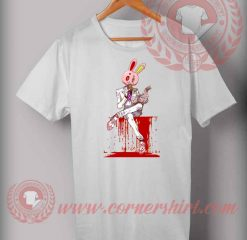 Bunny Killer halloween T shirt