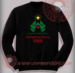 Funny Christmas Gifts For Friends Christmas Party 1988 Sweatshirt