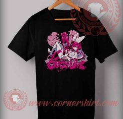 Crazy Love Anime T shirt