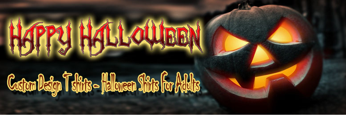 Halloween Shirts For Adults
