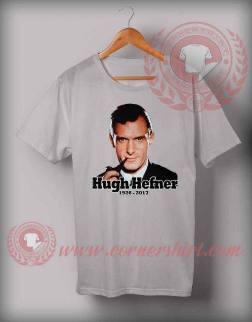 RIP Hugh Hefner T shirt