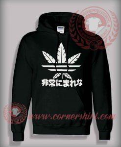 Japanese Marijuana Hoodie