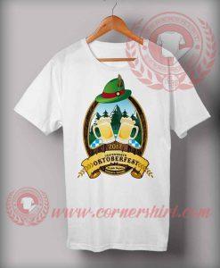Cheap Custom Made T shirts Leaven Worth