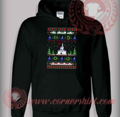 Magical Kingdom Ugly Hoodie Funny Christmas Gifts For Friends