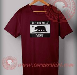 Vans Off The Wall Logo T shirt