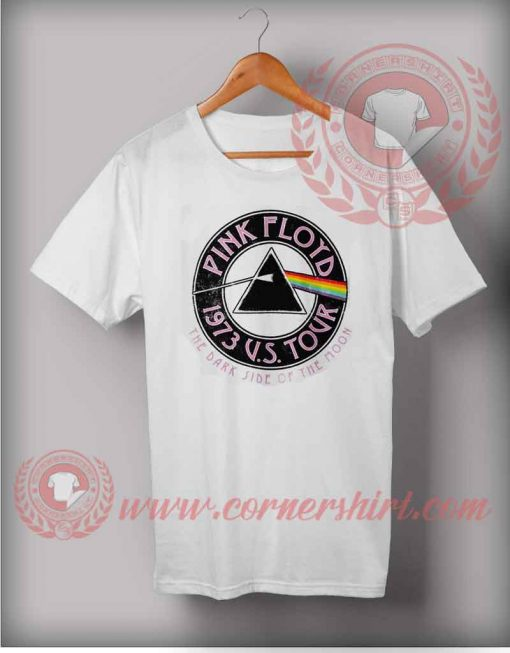 Pink Floyd 1973 US Tour T shirt