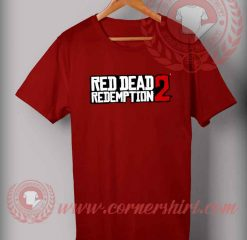Red Dead Redemption 2 Logo T shirt