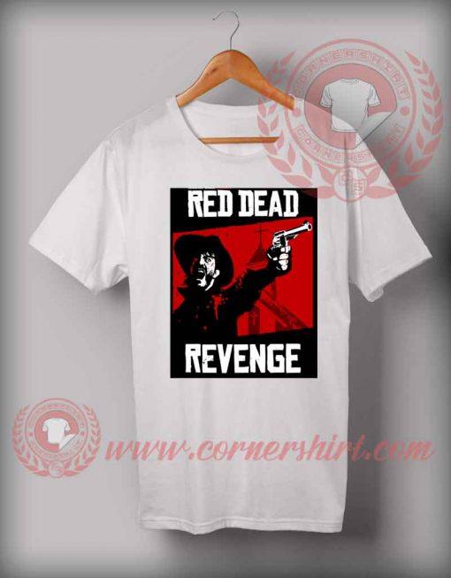 Red Dead Revenge T shirt