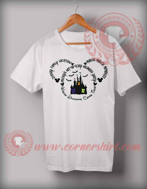 So Scary Halloween Party T shirt