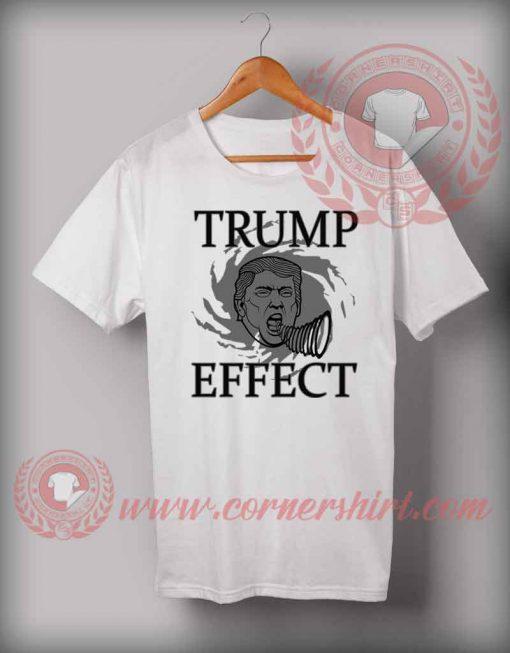 Trump Effect Hurricane Irma T shirt