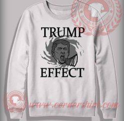 Trump Effect Hurricane Irma Sweatshirt