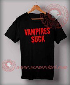 Vampire Sucks T shirt