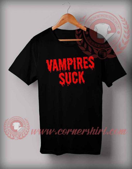 Vampire Sucks T shirt