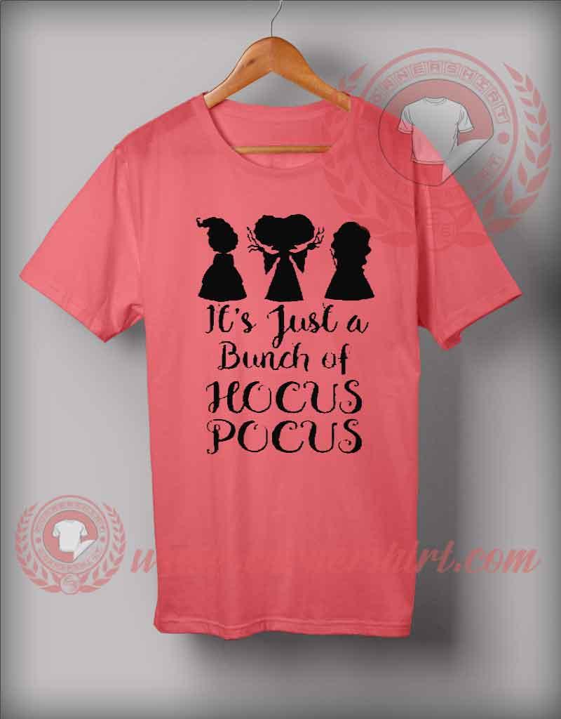 Halloween Shirt Ideas.Its Just A Bunch Of Hocus Pocus T Shirt
