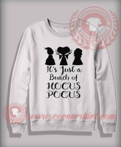 Cheap Costume Halloween Sweatshirt Bunch Of Hocus Pocus