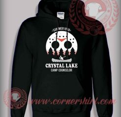 Crystal Lake Camp Counselor Hoodie
