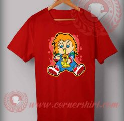 Chucky Satnight T Shirt