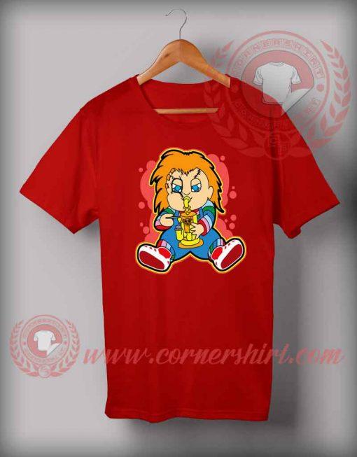 Chucky Satnight T Shirt