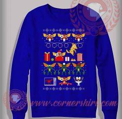 Cookies After Midnight Christmas Sweatshirt
