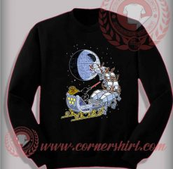 Death Vader Sweatshirt Funny Christmas Gifts For Friends