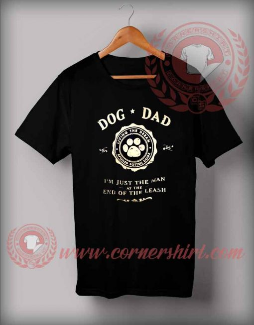 Dog Dad T shirt