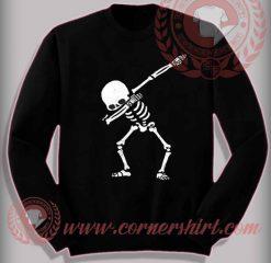 Dubbing Skeleton Sweatshirt