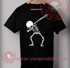 Dubbing Skeleton T Shirt
