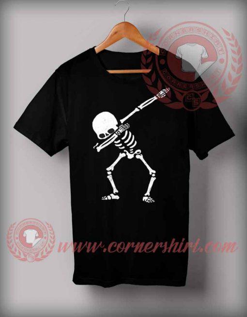 Dubbing Skeleton T Shirt