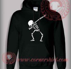 Dubbing Skeleton Halloween Hoodie