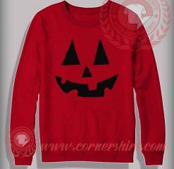 Happy jack Face Sweatshirt