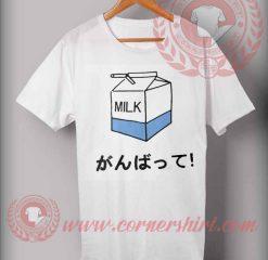 Japanese Milk Box T Shirt