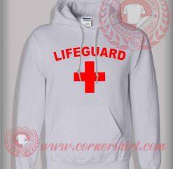 Lifeguard Logo Pullover Hoodie